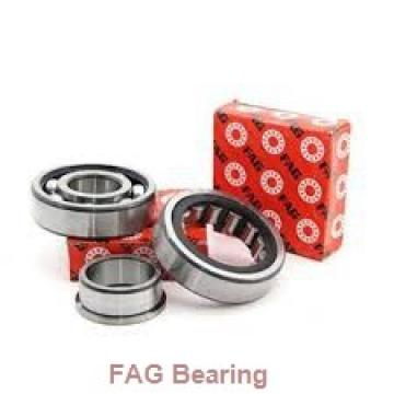 FAG 2207-K-TVH-C3 + H307 self aligning ball bearings