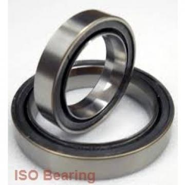 ISO 7332 B angular contact ball bearings