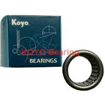 KOYO 6802-2RS deep groove ball bearings