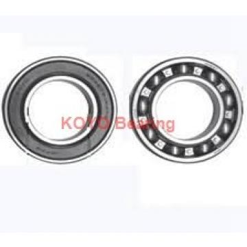 KOYO 53252U thrust ball bearings