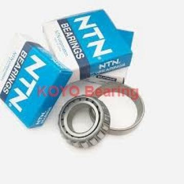 KOYO 7904CPA angular contact ball bearings