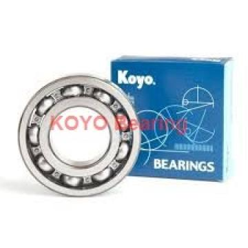 KOYO SA207-21F deep groove ball bearings